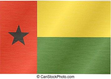 guinea bissau flag - flag of guinea bissau