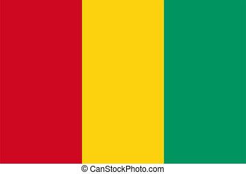 Guinean Flag of Guinea
