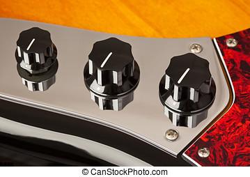 Guitar Control Knobs