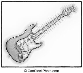 Guitar Fractal 04
