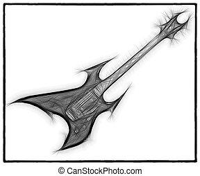 Guitar Fractal 06