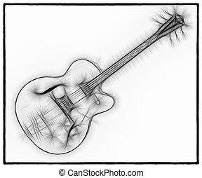 Guitar Fractal 18
