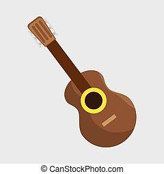 guitar instrument brazil music
