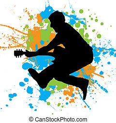 guitar jump