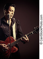 guitar singer