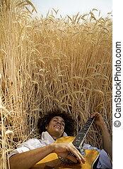 guitar06, 玩