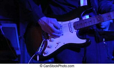 guitare, étoile