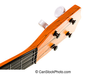 guitare, fretboard, enfant