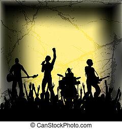 guitare, groupe