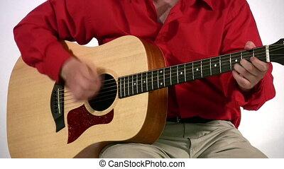guitare, jeu