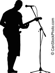 guitarist and singer