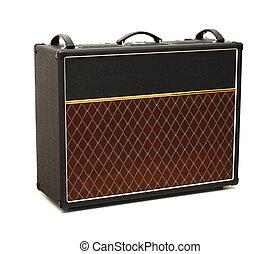 guitarra, amplificador