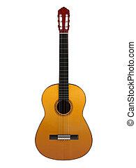 guitarra, clásico