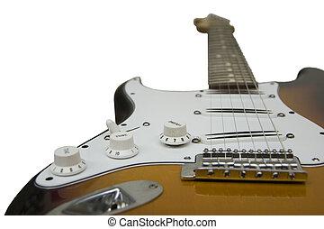 guitarra, outro
