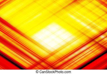 gul, bakgrund