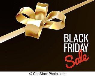 guld, gåva, fredag, försäljning, bog, svart, underteckna