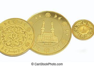 guld, in, dinar