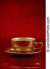 guld kopp