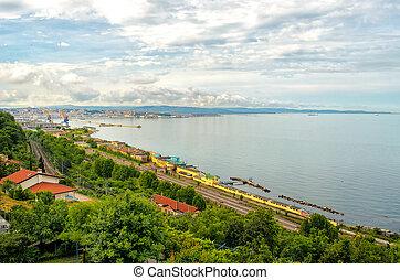 Gulf of Trieste - Friuli Venezia Giulia Italy