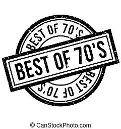 gumi bélyegző, legjobb, 70