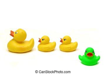 gummi duckar