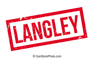 gummi, langley, briefmarke