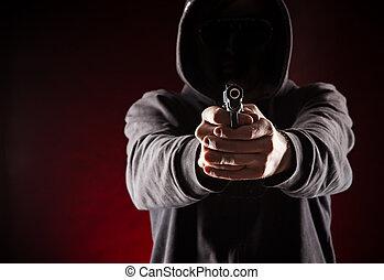 gun., gyilkos