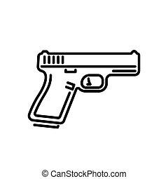 gun icon sticker2-01