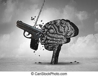 Gun Violence And Mental Health