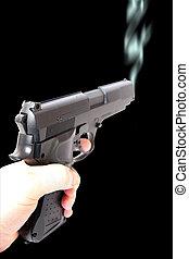 guns kill 2