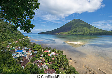 Gunung Api volcano, Banda islands, Indonesia