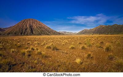 Gunung Bromo landscape - Spectacular landscape of Gunung...
