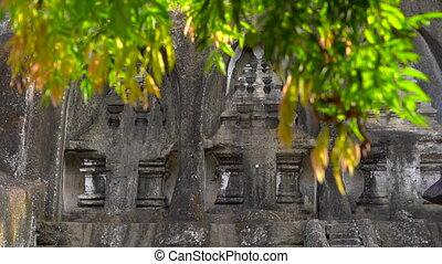 Gunung Kawi Sebatu Temple on Bali island.