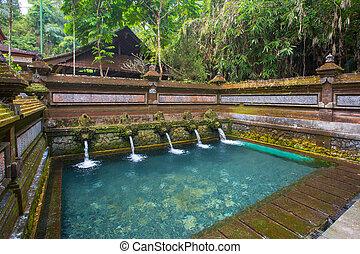 Gunung Kawi Temple - The famous Gunung Kawi Temple in...