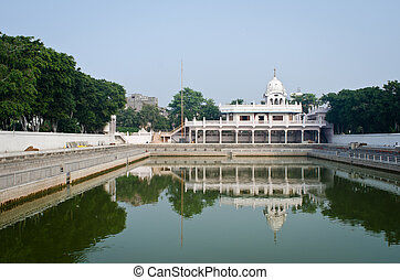 Gurdwara Mata Kaulan, Amritsar, India - Gurdwara Mata Kaulan...