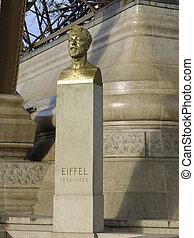 gustave, paris, monument, eiffel