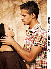 guy and girl