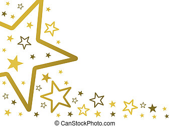 gwiazdy, tło