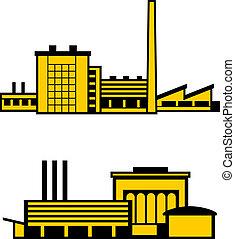 gyárak