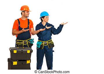 gyártás, constructors, bemutatás