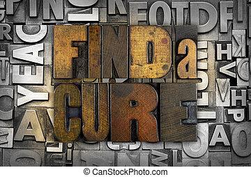gyógyít, talál