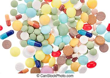 gyógyszertár, háttér