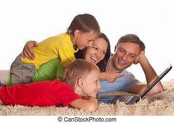 gyönyörű, család 4