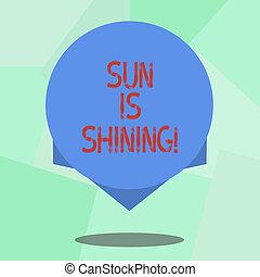 gyönyörű, nyár, elpirul fénykép, edge., tervezés, tiszta, táj, nap, írás, csípős, fogalmi, karika, élvez, ügy, kiállítás, napfény, kéz, árnyék, természetes, napok, shining., showcasing