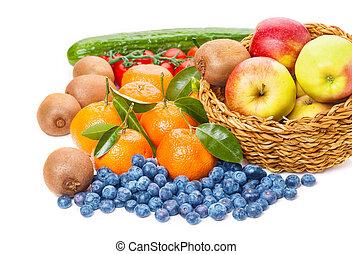gyümölcs növényi