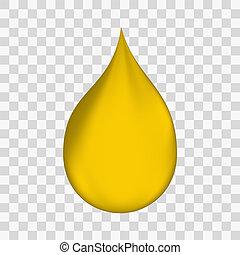 gyakorlatias, csepp, olaj