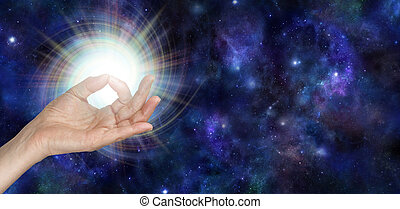 Gyan Mudra and the Spark of Life
