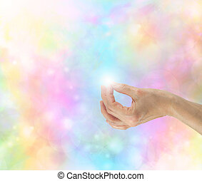 Gyan Mudra Spark of Light