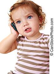 gyermek, hívás