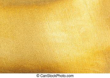 gylden, luksus, tekstur
